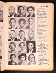 Page 11, 1961 Edition, Carver High School - Tiger Yearbook (Spartanburg, SC) online yearbook collection