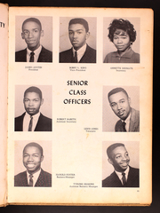 Page 13, 1961 Edition, Carver High School - Tiger Yearbook (Spartanburg, SC) online yearbook collection