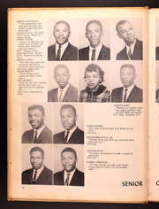 Page 14, 1961 Edition, Carver High School - Tiger Yearbook (Spartanburg, SC) online yearbook collection