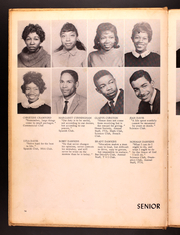 Page 16, 1961 Edition, Carver High School - Tiger Yearbook (Spartanburg, SC) online yearbook collection