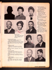 Page 17, 1961 Edition, Carver High School - Tiger Yearbook (Spartanburg, SC) online yearbook collection