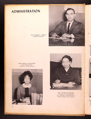 Page 8, 1961 Edition, Carver High School - Tiger Yearbook (Spartanburg, SC) online yearbook collection