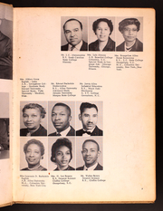 Page 9, 1961 Edition, Carver High School - Tiger Yearbook (Spartanburg, SC) online yearbook collection