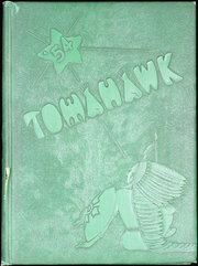 1954 Edition, Pacolet High School - Tomahawk Yearbook (Pacolet, SC)