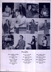 Page 10, 1954 Edition, Pacolet High School - Tomahawk Yearbook (Pacolet, SC) online yearbook collection