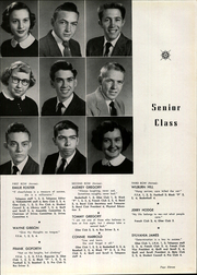 Page 15, 1954 Edition, Pacolet High School - Tomahawk Yearbook (Pacolet, SC) online yearbook collection