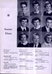 Page 16, 1954 Edition, Pacolet High School - Tomahawk Yearbook (Pacolet, SC) online yearbook collection