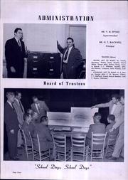Page 8, 1954 Edition, Pacolet High School - Tomahawk Yearbook (Pacolet, SC) online yearbook collection