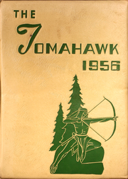 1956 Edition, Pacolet High School - Tomahawk Yearbook (Pacolet, SC)