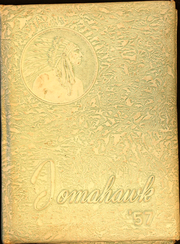 1957 Edition, Pacolet High School - Tomahawk Yearbook (Pacolet, SC)