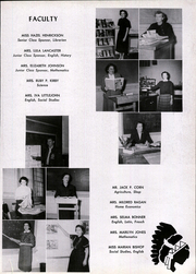 Page 11, 1957 Edition, Pacolet High School - Tomahawk Yearbook (Pacolet, SC) online yearbook collection