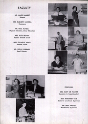 Page 12, 1957 Edition, Pacolet High School - Tomahawk Yearbook (Pacolet, SC) online yearbook collection