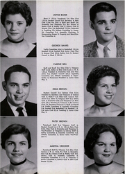 Page 15, 1957 Edition, Pacolet High School - Tomahawk Yearbook (Pacolet, SC) online yearbook collection