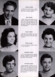Page 16, 1957 Edition, Pacolet High School - Tomahawk Yearbook (Pacolet, SC) online yearbook collection