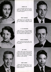 Page 17, 1957 Edition, Pacolet High School - Tomahawk Yearbook (Pacolet, SC) online yearbook collection