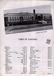 Page 6, 1957 Edition, Pacolet High School - Tomahawk Yearbook (Pacolet, SC) online yearbook collection