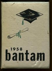 Page 1, 1958 Edition, University High School - Bantam Yearbook (Columbia, SC) online yearbook collection