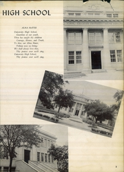 Page 8, 1958 Edition, University High School - Bantam Yearbook (Columbia, SC) online yearbook collection