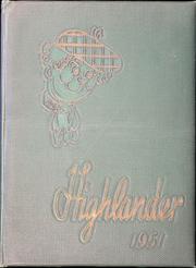 1951 Edition, Slater Marietta High School - Highlander Yearbook (Marietta, SC)