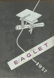 1957 Edition, Floyds High School - Eaglet Yearbook (Nichols, SC)