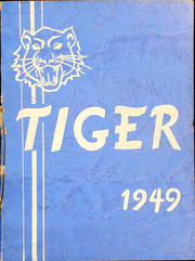 Page 1, 1949 Edition, Voorhees High School - Tiger Yearbook (Denmark, SC) online yearbook collection