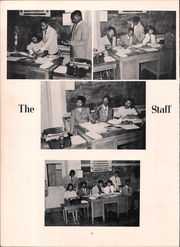 Page 8, 1949 Edition, Voorhees High School - Tiger Yearbook (Denmark, SC) online yearbook collection