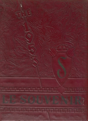 Page 1, 1953 Edition, Simpsonville High School - Le Souvenir Yearbook (Simpsonville, SC) online yearbook collection