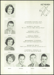 Page 12, 1953 Edition, Simpsonville High School - Le Souvenir Yearbook (Simpsonville, SC) online yearbook collection