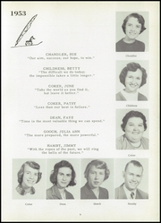 Page 13, 1953 Edition, Simpsonville High School - Le Souvenir Yearbook (Simpsonville, SC) online yearbook collection