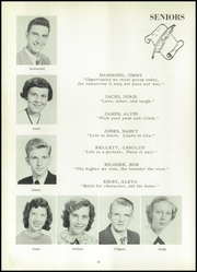 Page 14, 1953 Edition, Simpsonville High School - Le Souvenir Yearbook (Simpsonville, SC) online yearbook collection