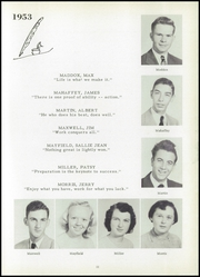 Page 15, 1953 Edition, Simpsonville High School - Le Souvenir Yearbook (Simpsonville, SC) online yearbook collection