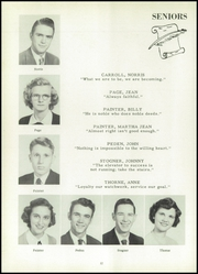 Page 16, 1953 Edition, Simpsonville High School - Le Souvenir Yearbook (Simpsonville, SC) online yearbook collection