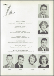 Page 17, 1953 Edition, Simpsonville High School - Le Souvenir Yearbook (Simpsonville, SC) online yearbook collection