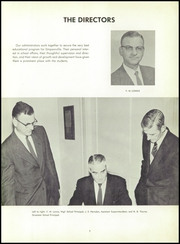 Page 11, 1956 Edition, Simpsonville High School - Le Souvenir Yearbook (Simpsonville, SC) online yearbook collection