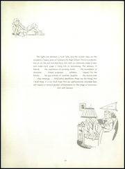 Page 14, 1956 Edition, Simpsonville High School - Le Souvenir Yearbook (Simpsonville, SC) online yearbook collection