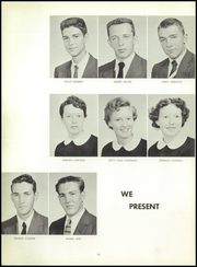 Page 16, 1956 Edition, Simpsonville High School - Le Souvenir Yearbook (Simpsonville, SC) online yearbook collection