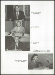 Page 10, 1959 Edition, Roebuck High School - Saga Yearbook (Roebuck, SC) online yearbook collection