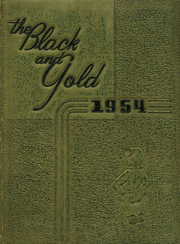 Page 1, 1954 Edition, Johnston High School - Black and Gold Yearbook (Johnston, SC) online yearbook collection