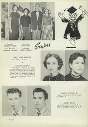 Page 10, 1954 Edition, Johnston High School - Black and Gold Yearbook (Johnston, SC) online yearbook collection