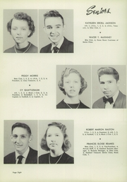 Page 12, 1954 Edition, Johnston High School - Black and Gold Yearbook (Johnston, SC) online yearbook collection