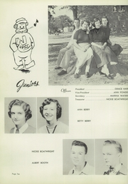Page 14, 1954 Edition, Johnston High School - Black and Gold Yearbook (Johnston, SC) online yearbook collection