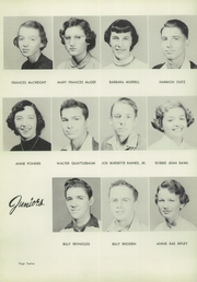 Page 16, 1954 Edition, Johnston High School - Black and Gold Yearbook (Johnston, SC) online yearbook collection