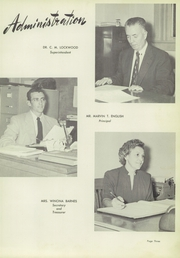 Page 7, 1954 Edition, Johnston High School - Black and Gold Yearbook (Johnston, SC) online yearbook collection