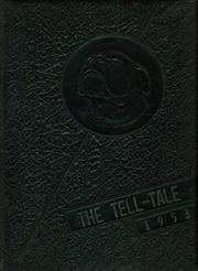 1953 Edition, Iva High School - Tell Tale Yearbook (Iva, SC)