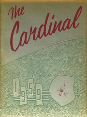 1959 Edition, Hickory Grove High School - Cardinal Yearbook (Hickory Grove, SC)