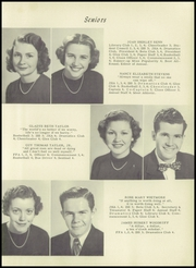 Page 11, 1953 Edition, Cross Anchor High School - Gold Anchor Yearbook (Woodruff, SC) online yearbook collection