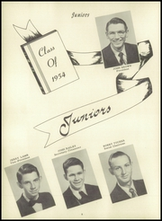 Page 12, 1953 Edition, Cross Anchor High School - Gold Anchor Yearbook (Woodruff, SC) online yearbook collection