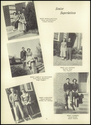 Page 16, 1953 Edition, Cross Anchor High School - Gold Anchor Yearbook (Woodruff, SC) online yearbook collection