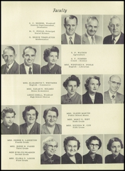 Page 7, 1953 Edition, Cross Anchor High School - Gold Anchor Yearbook (Woodruff, SC) online yearbook collection