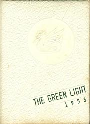 Page 1, 1953 Edition, Greenbrier High School - Green Light Yearbook (Winnsboro, SC) online yearbook collection